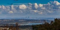 Vista desde el Monte Abantos (El Escorial)