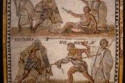 Secutor contra retiarius