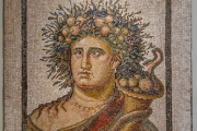 Mosaico con Genio del año
