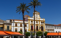 Plaza Mayor de Mérida