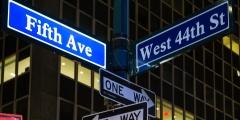 Rótulos de calles