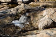 Granito y agua